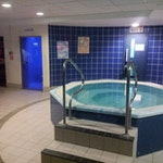 Leisure at Cheltenham Jacuzzi, Sauna & Steam Room