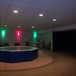Leisure at Cheltenham Jacuzzi